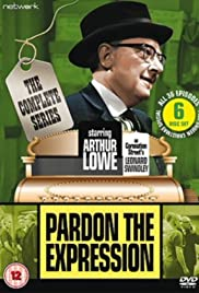 Pardon the Expression Poster