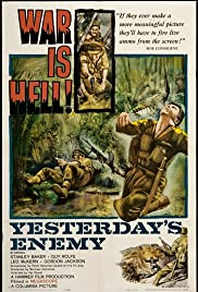 Yesterday's Enemy (1959) Poster - Movie Forum, Cast, Reviews