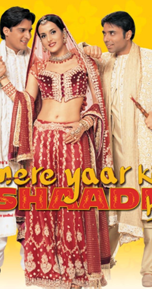 Mere Yaar Ki Shaadi Hai (2002) Bluray 720p | 1080p