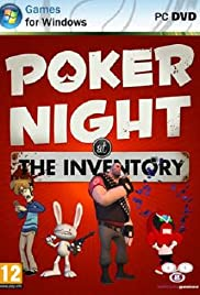 Poker Night at the Inventory Poster