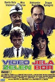 Video jela, zelen bor(1991) Poster - Movie Forum, Cast, Reviews