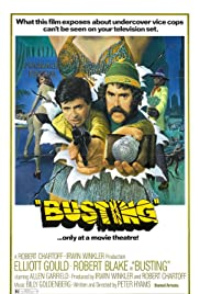 Busting (1974) Poster - Movie Forum, Cast, Reviews