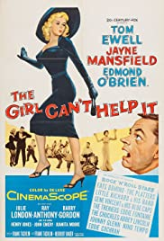 The Girl Can't Help It (1956) Poster - Movie Forum, Cast, Reviews