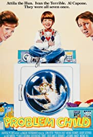 Problem Child (1990) Poster - Movie Forum, Cast, Reviews