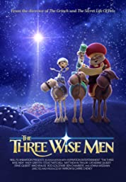 The Three Wise Men (2020) poster