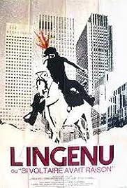 L'ingénu Poster