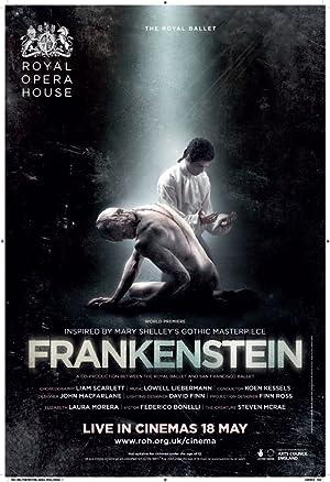 Frankenstein from the Royal Ballet