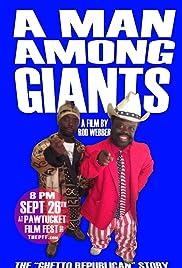 A Man Among Giants Poster