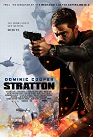Stratton (2017) Poster - Movie Forum, Cast, Reviews
