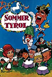 Summer in Tyrol Poster