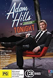 Adam Hills in Gordon St Tonight Poster