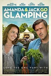 Amanda & Jack Go Glamping Poster