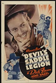 The Devil's Saddle Legion Poster
