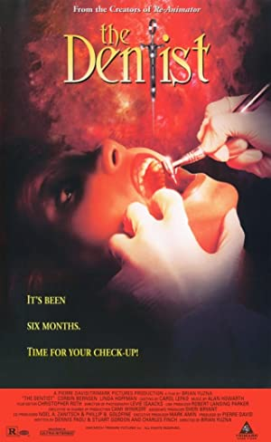 Poster The Dentist