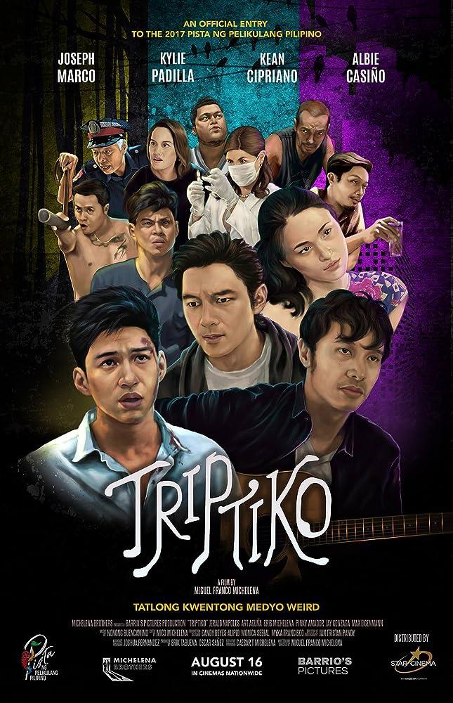 Triptiko (2017) HDRip
