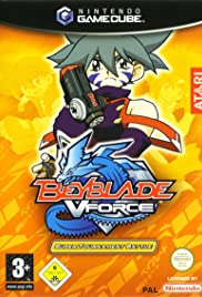 Beyblade V-Force: Super Tournament Battle Poster