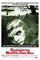 Frankenstein and the Monster from Hell (1974) Poster
