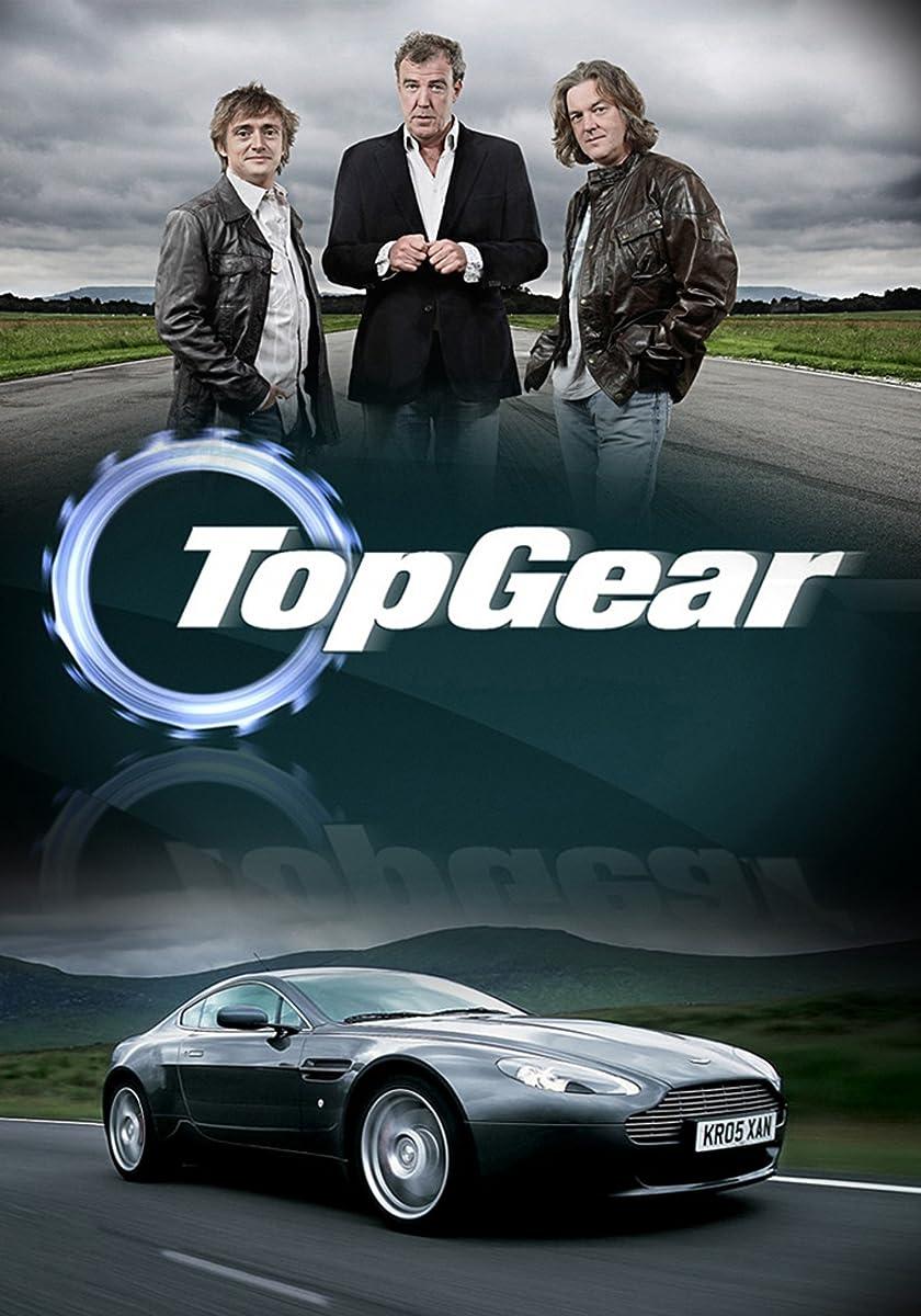 Aukščiausia pavara 25 Sezonas  / Top Gear Season 25 (2018)