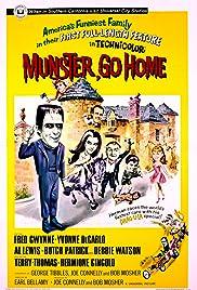 Munster, Go Home!(1966) Poster - Movie Forum, Cast, Reviews
