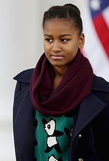 Sasha Obama Picture