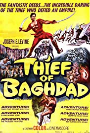 The Thief of Baghdad (1961) Poster - Movie Forum, Cast, Reviews