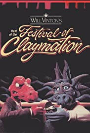 Festival of Claymation Poster