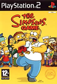 The Simpsons Game (2007) Poster - Movie Forum, Cast, Reviews