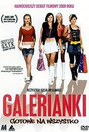 Galerianki(2009) Poster - Movie Forum, Cast, Reviews