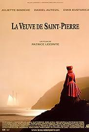 La veuve de Saint-Pierre(2000) Poster - Movie Forum, Cast, Reviews
