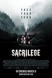 Sacrilege (2020) poster