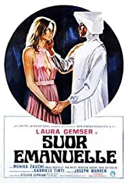 Suor Emanuelle Poster
