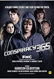 Conspiracy 365 Poster - TV Show Forum, Cast, Reviews