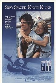 Violets Are Blue...(1986) Poster - Movie Forum, Cast, Reviews