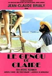 Claire's Knee(1970) Poster - Movie Forum, Cast, Reviews