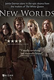 New Worlds Poster - TV Show Forum, Cast, Reviews