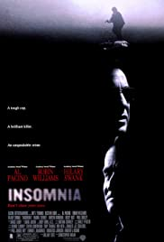 Insomnia (2002) Poster - Movie Forum, Cast, Reviews