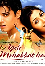 Primary image for Yeh Mohabbat Hai