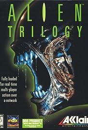 Alien Trilogy(1996) Poster - Movie Forum, Cast, Reviews