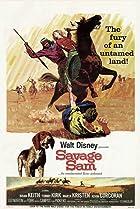 Savage Sam (1963) Poster