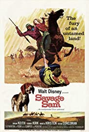 Savage Sam (1963) Poster - Movie Forum, Cast, Reviews