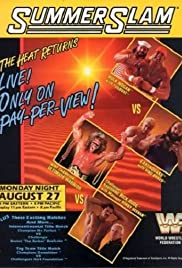 Summerslam (1990) Poster - TV Show Forum, Cast, Reviews