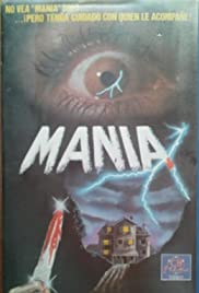 Mania: The Intruder Poster