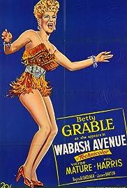 Wabash Avenue Poster