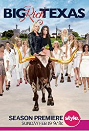 Big Rich Texas Poster - TV Show Forum, Cast, Reviews