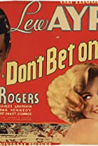 Image of Don't Bet on Love