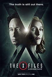 The X-Files - Season 4 poster
