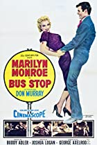Bus Stop (1956) Poster