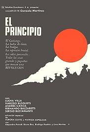 El principio Poster
