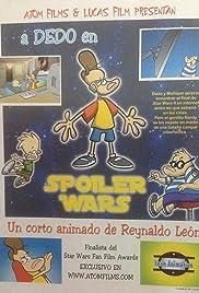 Spoiler Wars Poster