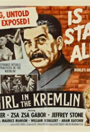 The Girl in the Kremlin Poster